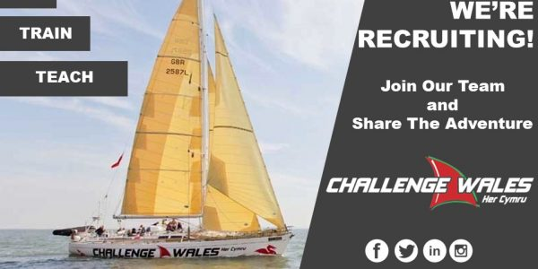 We're recruiting for new roles at Challenge Wales