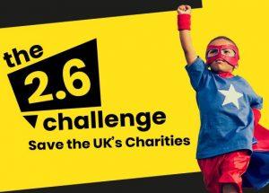 The 2.6 Challenge Challenge Wales logo